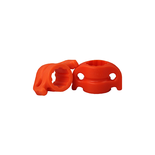 "AMS Safety Slides 5/16"" Orange"