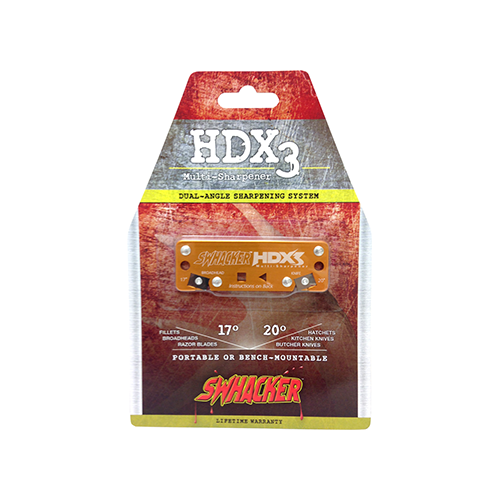 Swhacker HDX3 Sharpener