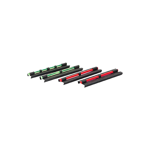 Allen Front Shotgun Sights Red/Green