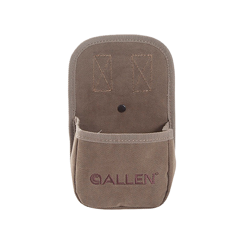Allen Select Canvas Single Box Shell Carrier Brown