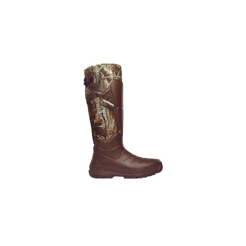"""Aerohead 18"""" Boot Realtree Xtra 7mm Size 8"""