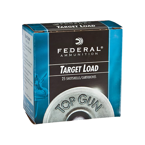 * Federal Top Gun Shotgun Ammo 20ga 2.75in 7/8oz 9Shot 25rd
