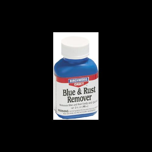 * Birchwood Casey Blue & Rust Remover 3oz