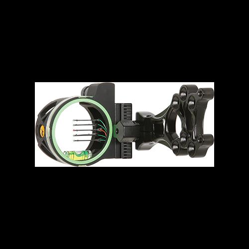 Trohpy Ridge Volt Sight Black 5 Pin .019 RH/LH