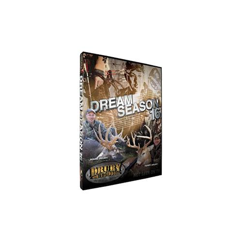 14 Drury Dream Season 16 DVD