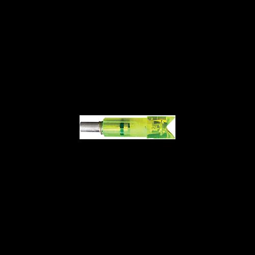 Lumenok Crossbow Nock 2219 Green Moon 3 pk.