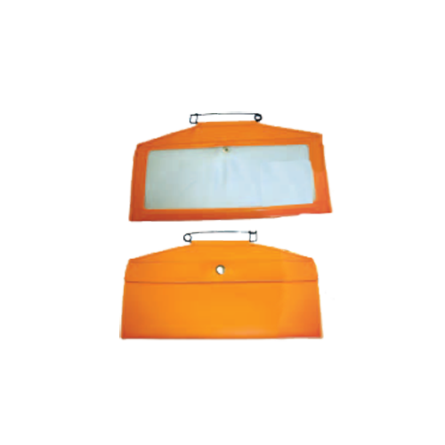 HME Large Orange License Holder