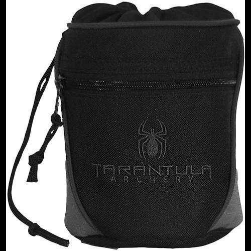 Tarantula Release Pouch Stone/Black