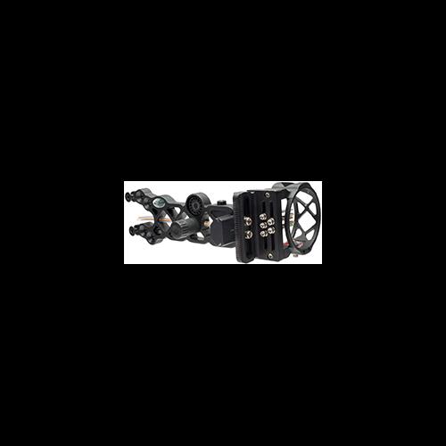 Axion GLX Gridlock Sight Black 5 Pin .019 RH/LH