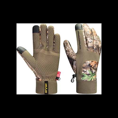 Hot Shot Kodiak Glove Realtree Edge Large
