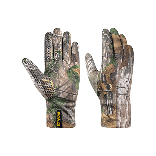 Hot Shot Blacktail Glove Realtree Edge Medium
