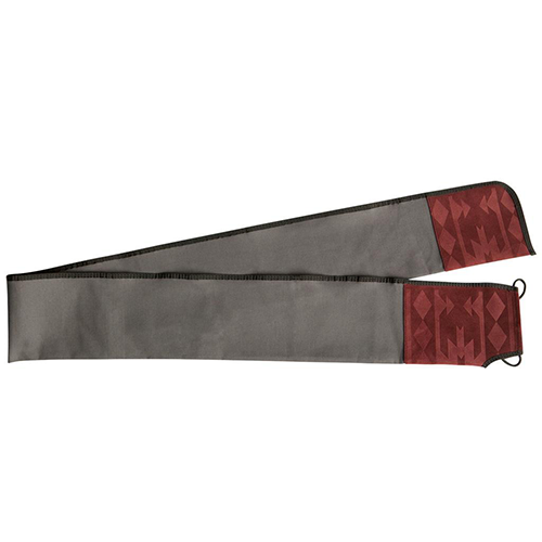 Neet Longbow Case Grey/Burgandy