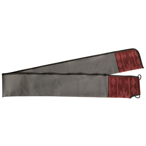 Neet T-RC-B Recurve Bow Case Grey/Burgandy 66 in.