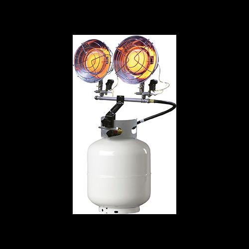 Mr. Heater Double Tank Top Heater
