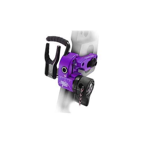 Ultra HDX Rest Left Hand Purple