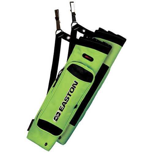 Easton Flipside Quiver Neon Green 3 Tube RH/LH