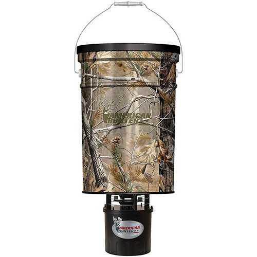 American Hunter Hanging Feeder Analog 50 lb. Capacity