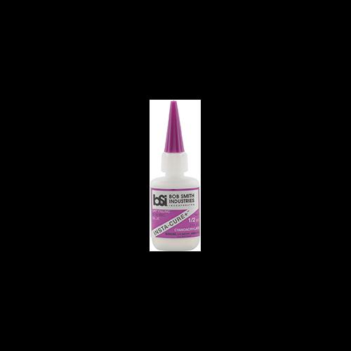 * Bob Smith Insta-Cure Plus Glue .5 oz.