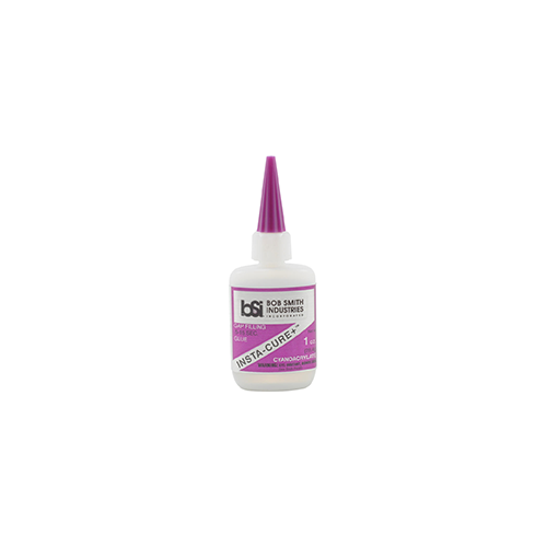 * Bob Smith Insta-Cure Plus Glue 1 oz.