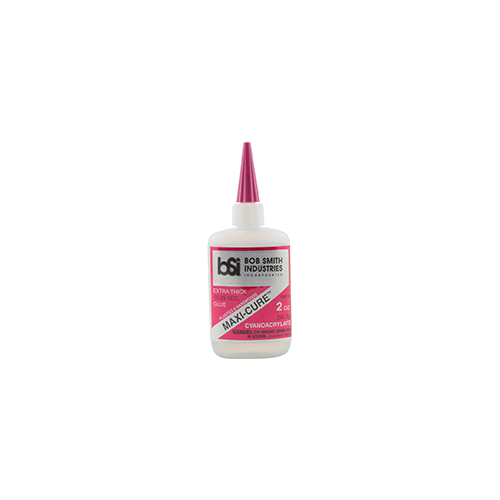 * Bob Smith Maxi-Cure Glue 2 oz.