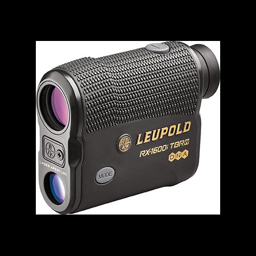* Leupold RX 1600i Rangefinder TBR w/DNA Black