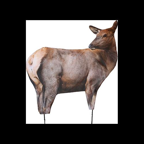 Montana Decoy Elk Decoy Rocky Mountain Foundation