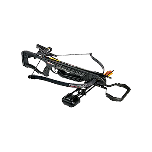 17 Recruit Recurve Crossbow Package w/Red Dot Scope