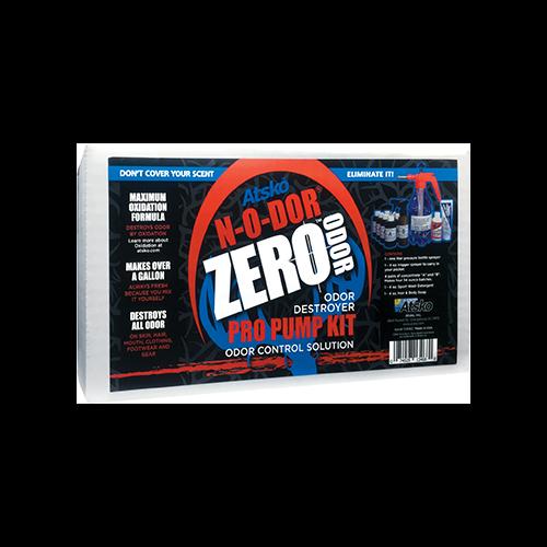 Atsko Zero N-O-Dor Oxidizer Pro Pump Kit