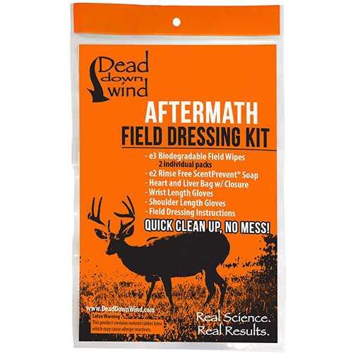 Dead Down Wind Aftermath Field Dressing Kit