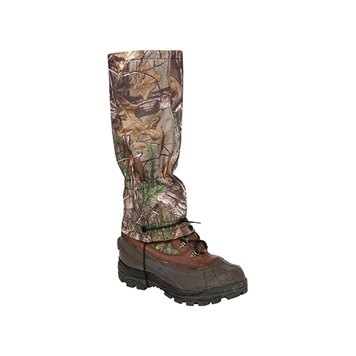 Fieldline Stalker Gaiters Realtree Xtra 15 in.