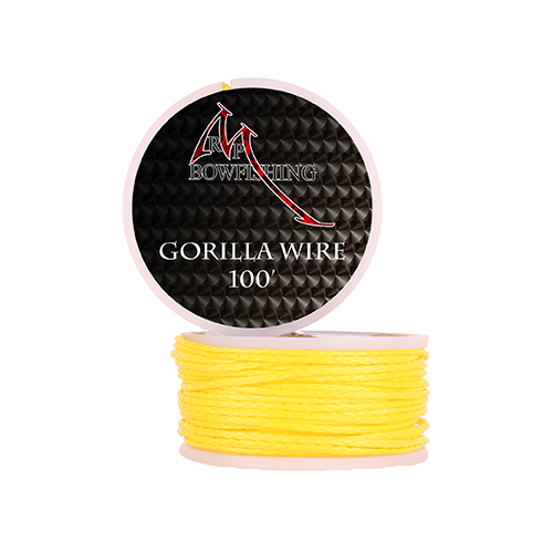 RPM Bowfishing Gorilla Wire 100 ft.