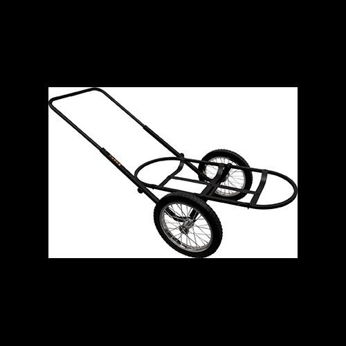 Muddy the Mule Game Cart