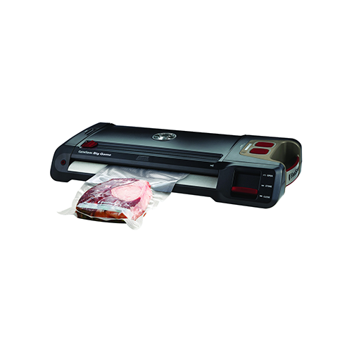 Food Saver Game Saver Big Game Plus Vacuum Sealer Black/Red