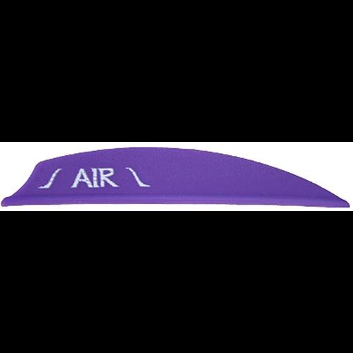 Bohning Air Purple Vanes 2 in. 100 pk.