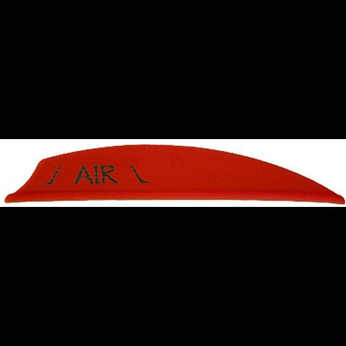 Bohning Air Red Vanes 2 in. 100 pk.