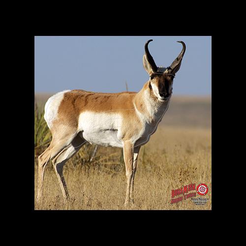 Duramesh Archery Target Antelope 25 in.x 32 in.