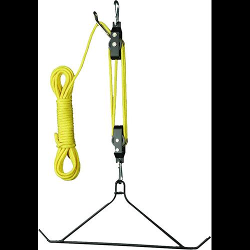 Hunters Specialties 4:1 Ratio Lift System 600 lb