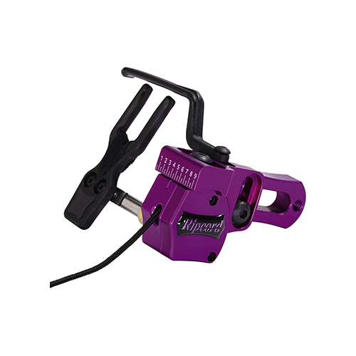 Ripcord Code Red Fall Away Rest Purple RH