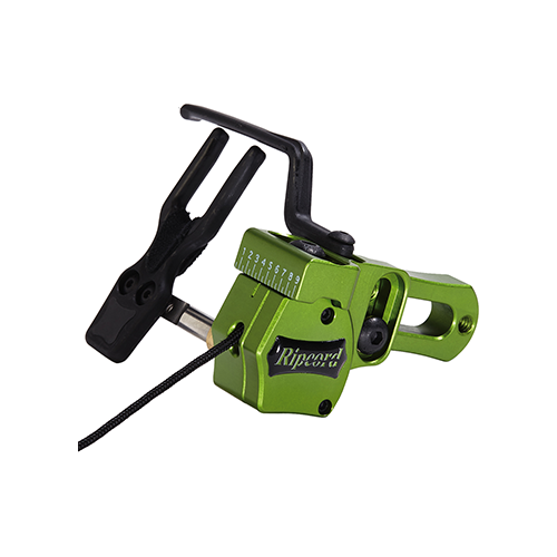Ripcord Code Red Fall Away Rest Green RH