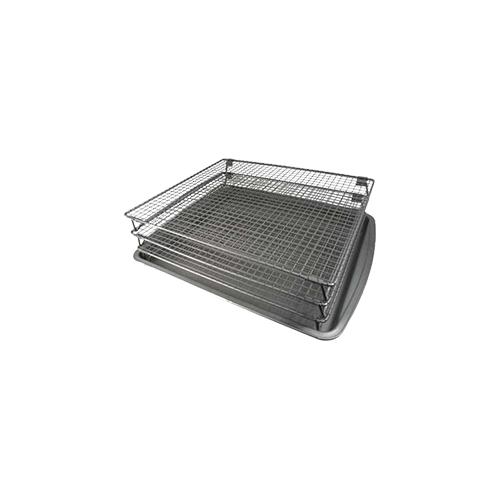 Non-Stick 3 Tier Jerky Drying Rack & Baking Pan