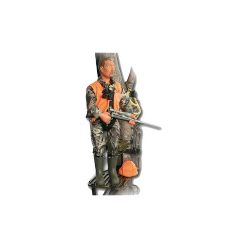 Hunter Dan Rifle Hunter