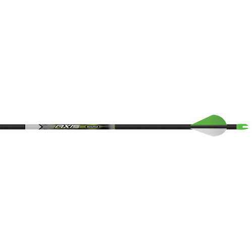 Easton 5mm Axis Arrows 340 Blazer Vanes 6pk