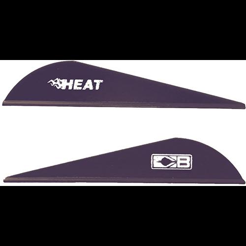 Bohning Heat Vanes Blue 36 pk.