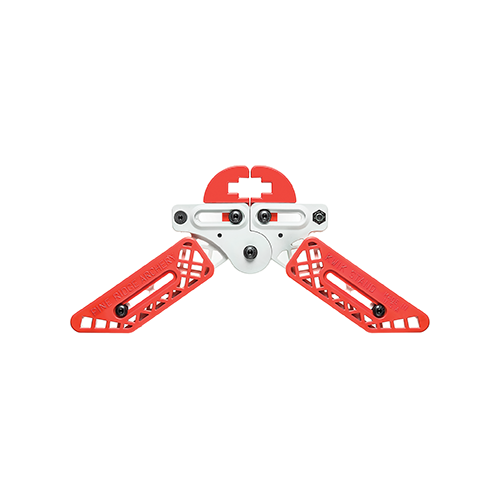 Pine Ridge Kwik Stand Bow Support White/Red