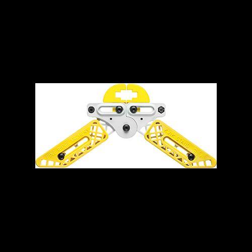 Pine Ridge Kwik Stand Bow Support White/Yellow