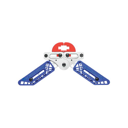 Pine Ridge Kwik Stand Bow Support Red/White/Blue