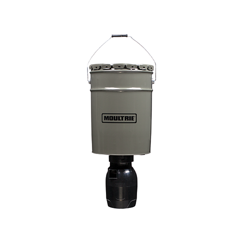 Moultrie Hanging Feeder Directional Feeder 6.5 Gallon