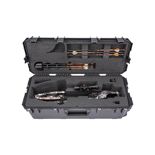 SKB iSeries Ultimate Waterproof Crossbow Case Black