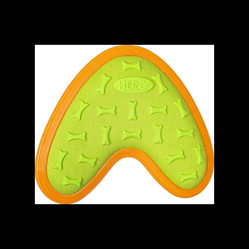 Hero Outer Armor Boomerang Orange/Lime Large