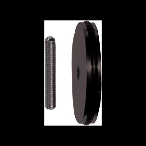 Dead Center Custom Balance XL Weights Black 3 oz.